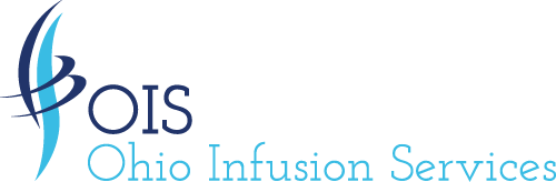 Alt Media designed this logo for Ohio Infusion Services